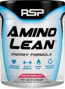 Амінокислоти RSP Nutrition AminoLean 30 порц. (жіросжігателя+енергія)