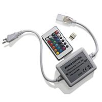 Контроллер RGB 220В OEM 600W-IR-24 кнопки