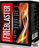 Предтренировочник Activlab Fireblaster 12 грамм-1 пакетик