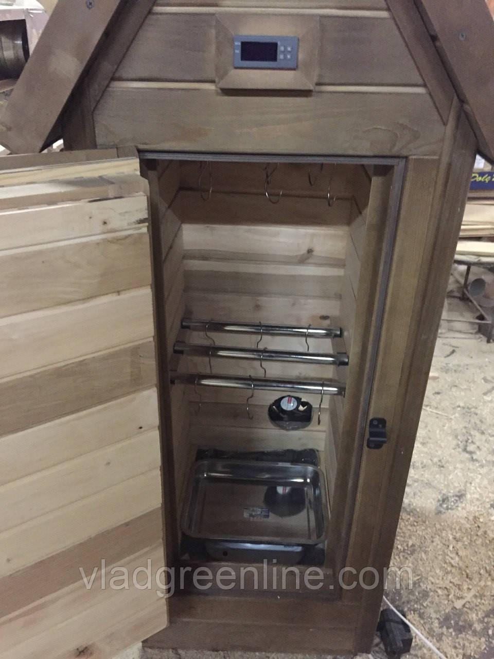 Деревянные коптильни холодного и горячего копчения купить самогонный аппарат с ректификационной колонной luxstahl