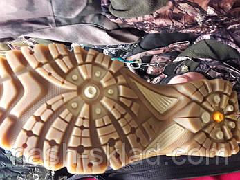 Тактические кроссовки Армеец ,натуральная кожа, производство Польша, фото 2