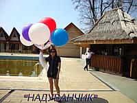Великі гелієві кульки (кулі-гіганти)