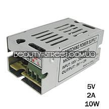Блок питания для LED YDS05-10 5V 2A 10W (B)