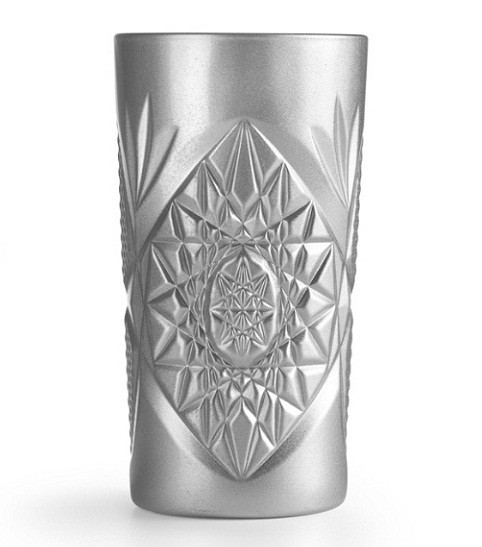 Стакан высокий Cooler серебро (470 мл),  Libbey США