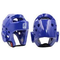 Шлем для тхэквондо Mooto BO-5094-B синий