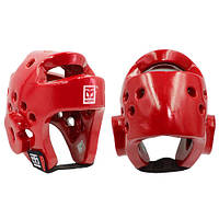 Шлем для тхэквондо Mooto BO-5094-R красный