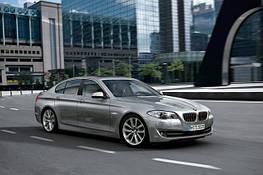 Диски и шины на BMW 5 series F 10