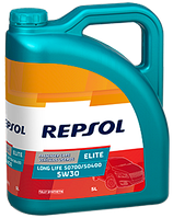 Моторное масло REPSOL ELITE LONG LIFE 50700/50400 5w30 5л