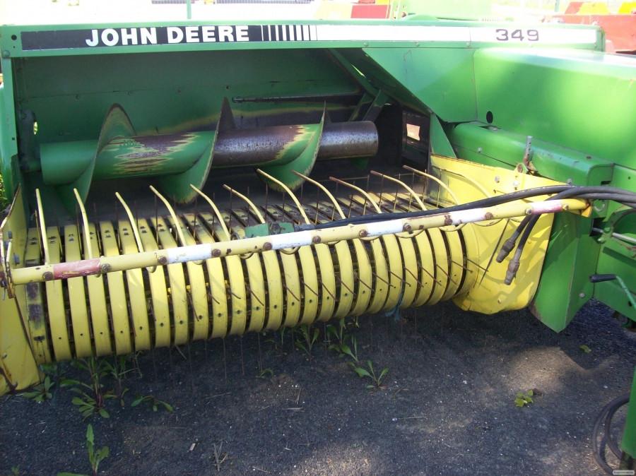 John Deere 349,359, фото 1