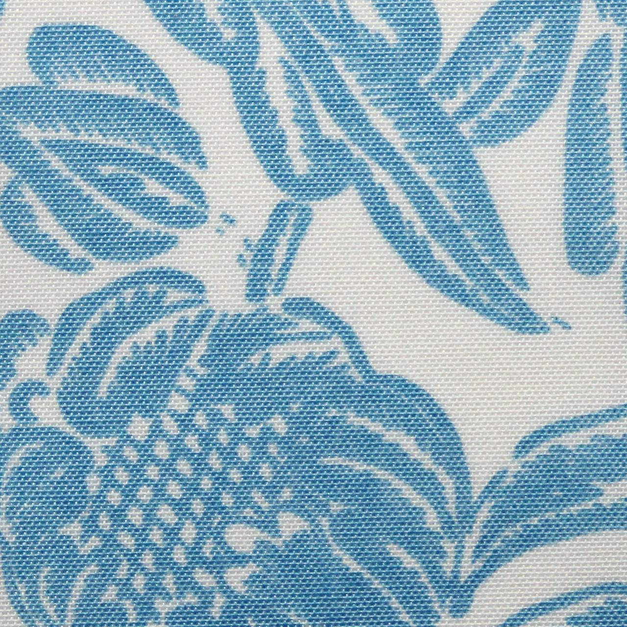 Рулонні штори Тканина Фантазія Синій (Квити 5276/2)