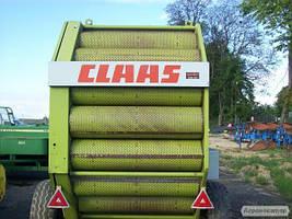 Пресс-подборщик Claas Rollant 62