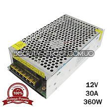 Блок питания для LED YDS12-360 12V 30A 360W (B)