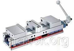 """Homge HDL-6"""" тиски двойные прецизионные для станков с ЧПУ"""