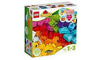 Lego Duplo Мои первые кубики