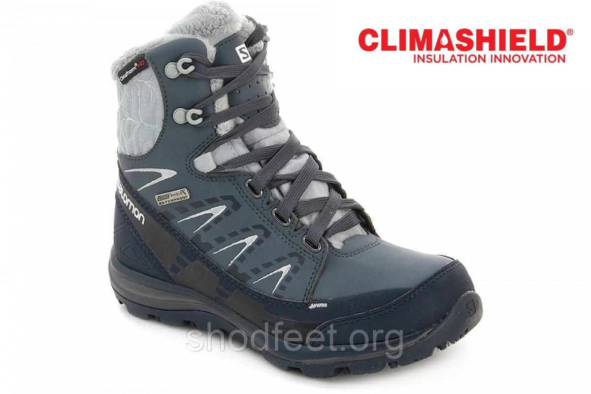 Ботинки Salomon Kaїna Mid CS WP 366804
