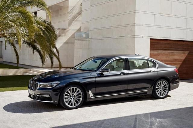 Диски и шины на BMW 7 series G 11