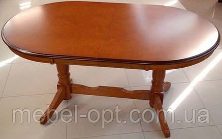Стол раскладной обеденный EA-T10EX3L Европа, фото 2
