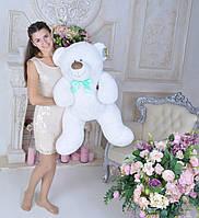 """Мягкая игрушка мишка ТЕМА (120 см), Харьков """"Белый"""""""
