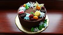 Новогодний торт на заказ