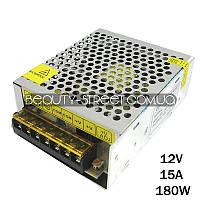 Блок питания для LED YDS12-180 12V 15A 180W (B)