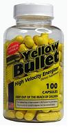 Жиросжигатель, Hard rock Supplements Yellow Bullet 100 caps