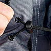 Куртка зимова робоча із сигнальними вставками Польща (утеплений спецодяг) LH-MAUER SB, фото 5