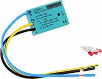 Комбинированный УЗИП e.PODA класс III + звуковая сигнализация срабатывания, встраивается в подрозетник