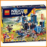 """Конструктор аналог Lego Нексо найтс """"NEXO KNIGHTS"""" 10490 Мобильная крепость Фортрекс"""