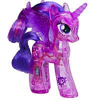 """My Little Pony Twilight """"Сяюча принцеса Твайла""""  (Май Литл Пони Фигурка """"Сияющая Принцесса Твайлайт Искорка"""""""