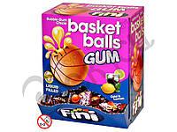 Жвачки FINI Basketball Gum 200 шт.