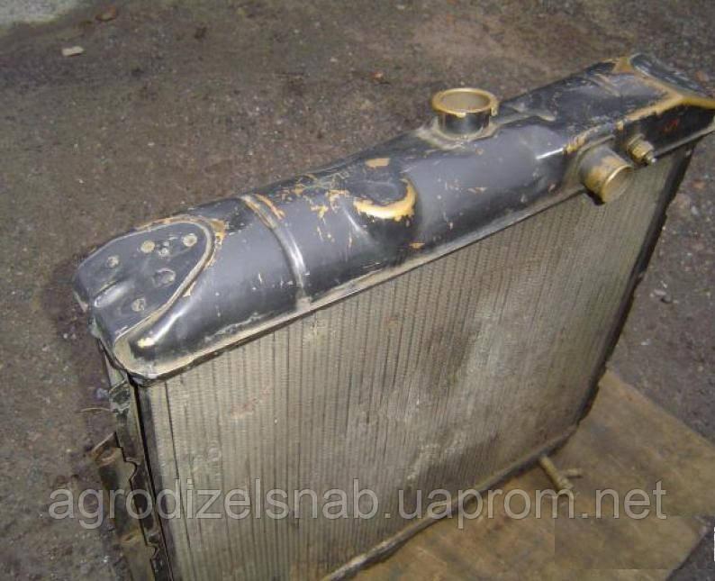 Радиатор водяного охлаждения ГАЗ-53 3-х рядный  53-1301010