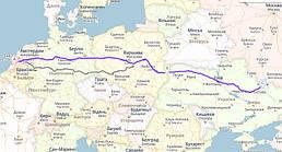 Перевозка опасного груза Нидерланды - Украина