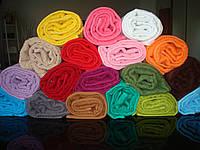 Махровое полотенце 50*90 см цвета в ассортименте