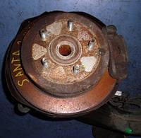 Ступица задняя правая в сборе 4WDHyundaiSanta Fe2000-20065272226100, 5275026000