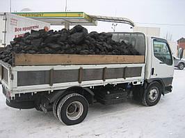 Доставка вугілля в Дніпрі та області
