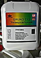 Грунтовка акриловая TOTUS Grunt T12 универсальная 5 л (2000000054568)