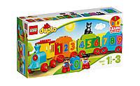 Lego Duplo Поезд с цифрами