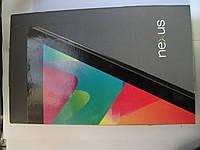"""Б/У Планшет Asus Google Nexus 7  / 2012 / Quad 1.2 Ghz / 7"""" / 1Gb  / 32Gb / Android 5.1 / ME370T"""
