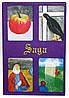 Saga (Сага) - Метафорические ассоциативные карты