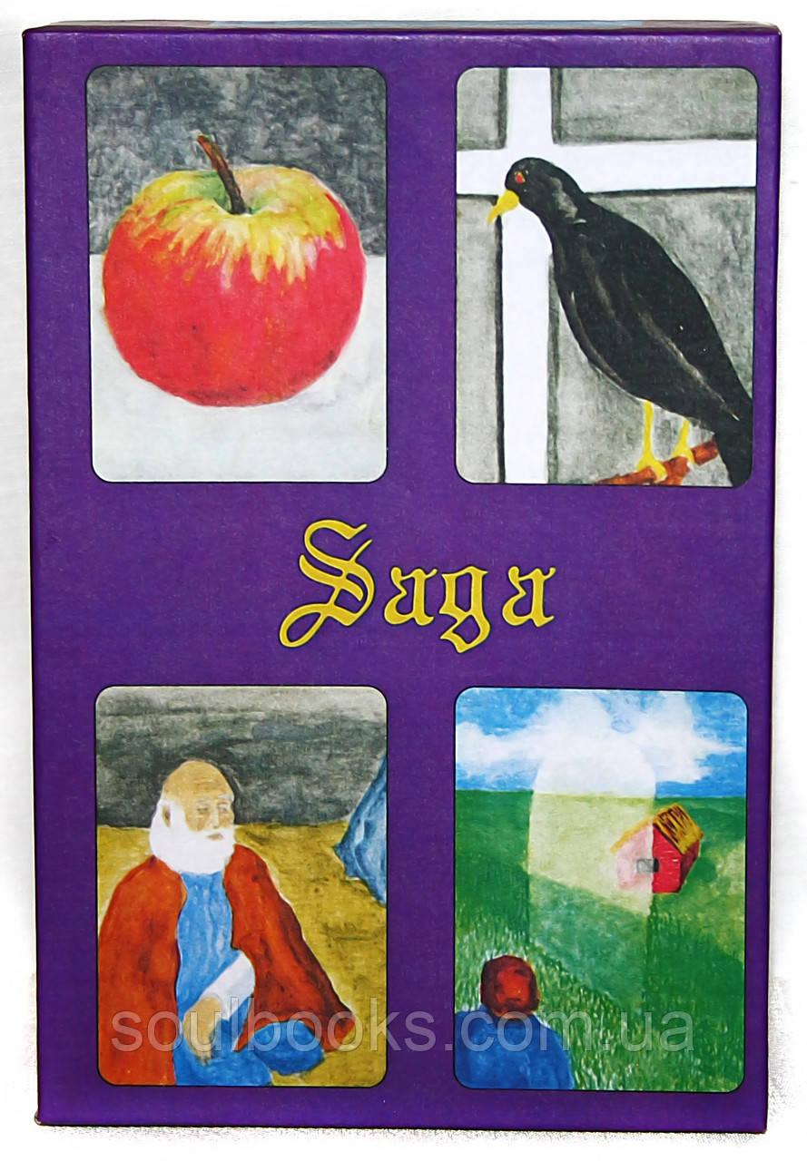 Saga (Сага) - Метафорические ассоциативные карты, фото 1