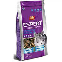 Vitapol Expert  корм для шиншилл 0,75 кг (0167)