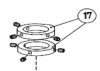 Кулачки (комплект) AN-MOTORS ASW.4017