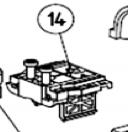 Механизм регулировки конечных положений AN-MOTORS ASW.5014