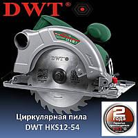 Циркулярная пила DWT HKS12-54