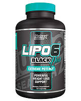 Жиросжигатель - Lipo-6 Black Hers - Nutrex - 120 капс