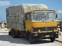 Лобовое стекло Mercedes 608-913/L314 (Bulldog) (1964-1984), триплекс