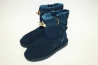Угги Oscar Fur  УЗ - 3 Синий, фото 1