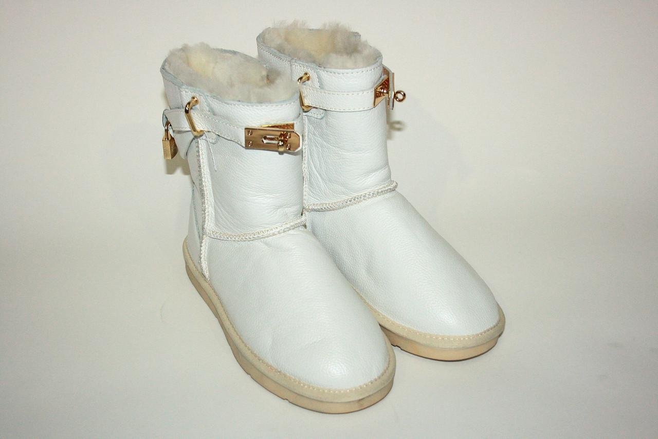 Угги Oscar Fur УЗ -4 Белый