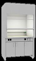 Шкаф вытяжной ШВЛ-01 (работа с особо опасными, агрессивными средами)