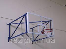 Ферма крепления баскетбольного щита фиксированная ( вынос 60-120 см)